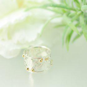 銀杏のリング
