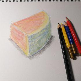 色鉛筆イラスト
