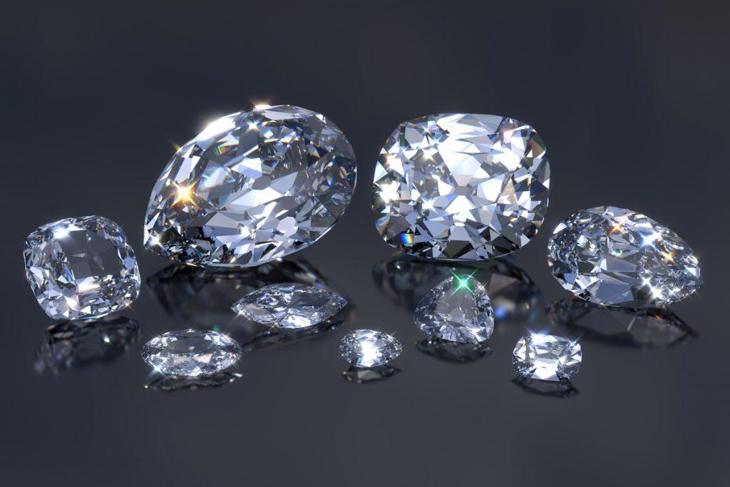 心ビタミン オンライン展示会 天然石 診断 ダイヤモンド