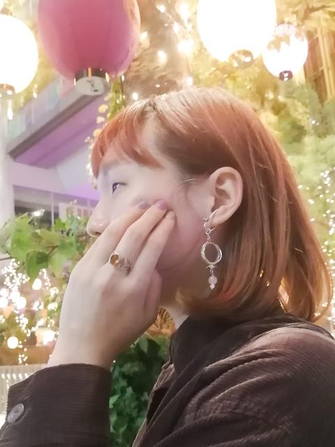 オンライン展示会 心ビタミン アクセサリー 秋コーディネート