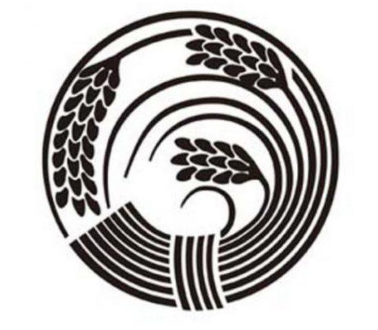 オーダーメイド 稲穂 シルバー 羽織紐 ライブデザイン 彫金
